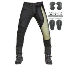 Motorrad Hosen Männer Motocross Pantalon Motorrad Hosen Wearable Racing Jeans Moto Hosen Biker Touring Reiten Cargo Hosen