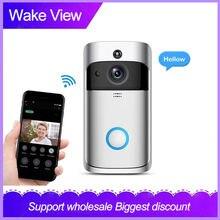 Умный беспроводной видеодомофон с wi fi и камерой