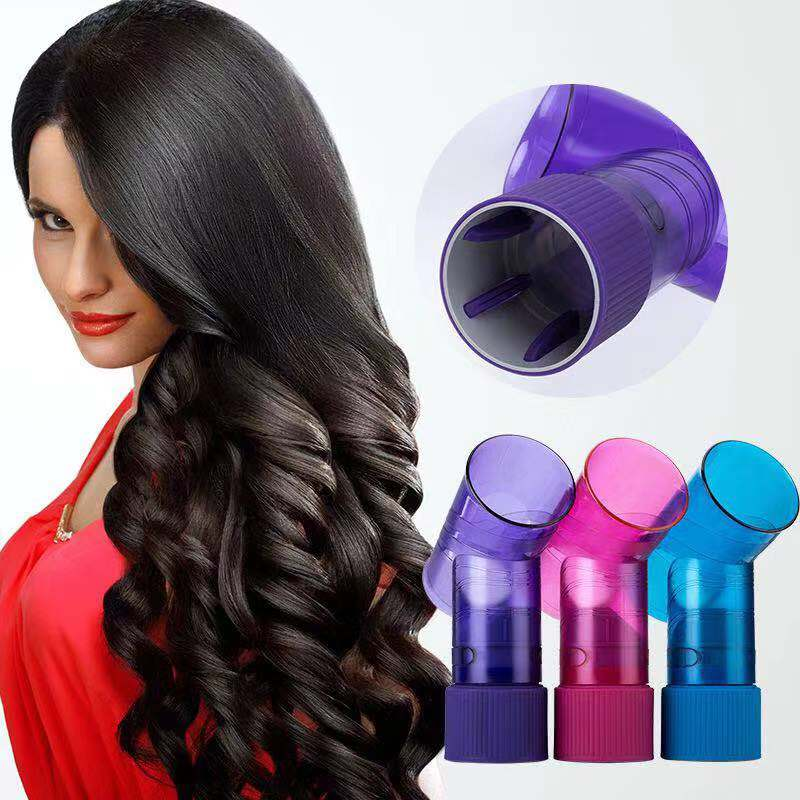 7 Colors Universal Hair Curl Diffuser Cover With Glue Stick Diffuser Disk Hairdryer Curly Drying Blower Hair Curler Styling Tool