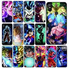 Phone-Case 9pro Anime Xiaomi for 6x8/8lite/9t/10-10lite Note 8T Japanese Son-Goku
