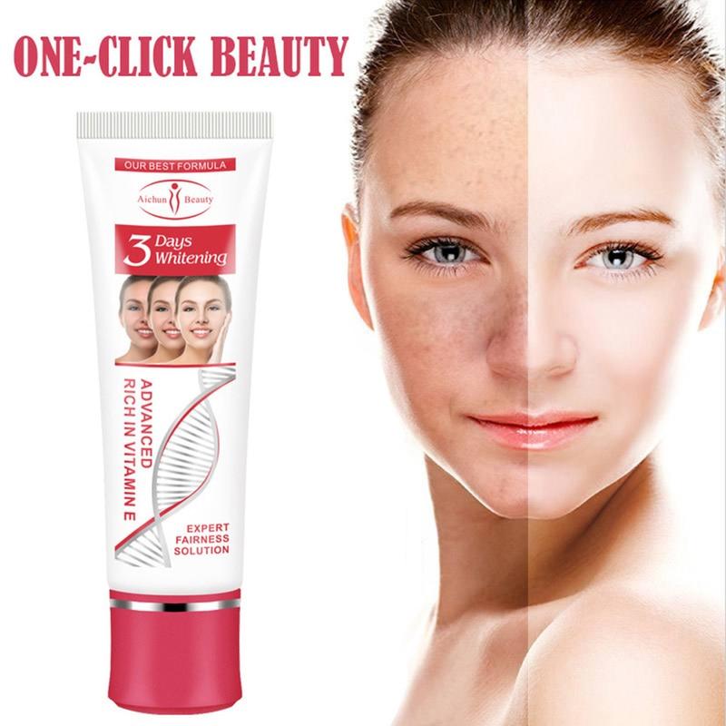 Facial Brightening Cream Long Lasting Waterproof Concealer Moisturizing Whitening Make Up Korean Face Brighten Base Cream TSLM2