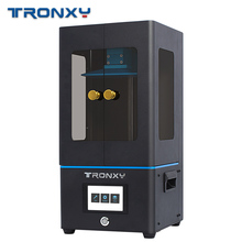 TRONXY Ultrabot SLA 3D Printer LCD Light Curling Desktop UV Resin Printer 118x66x180mm Build Volume Support Offline Print