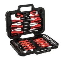58pc chave de fenda e broca conjunto precisão fenda ameixa ferramenta kit mecânica conjunto de ferramentas manuais
