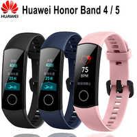 Huawei Honor Band 4 5 Bracelet intelligent Bracelet de montre Amoled écran tactile fréquence cardiaque sommeil Tracker Huawei B2 Pro Huawei B29