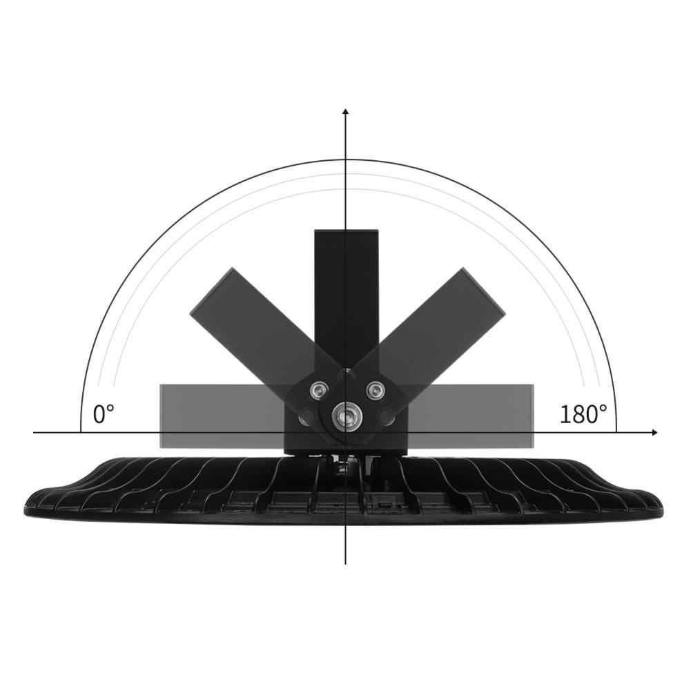 جديد 110V 300W لمبة UFO كشاف واسع التغطية s للماء IP65 التجاري الإضاءة الصناعية مستودع مصباح ليد عالي الإضاءة بحجيرة مقعرة مصباح تعدين