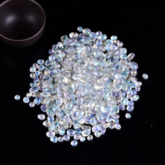 Natural Crystal Rose Quartz Ore Mineral Specimen Healing Stone Natural Colorful Quartz for Aquarium Stone Home Decoration DIY 4