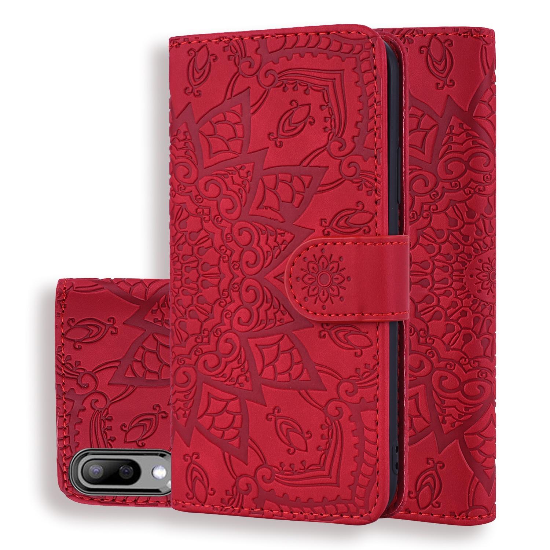 Matte Leather Phone Case For Samsung Galaxy A50 A70 A30 A40 A20 A10 A10E A20E A10S Matte Leather Phone Case For Samsung Galaxy A50 A70 A30 A40 A20 A10 A10E A20E A10S A20S A30S A50S Flip 3D Mandala Book Case