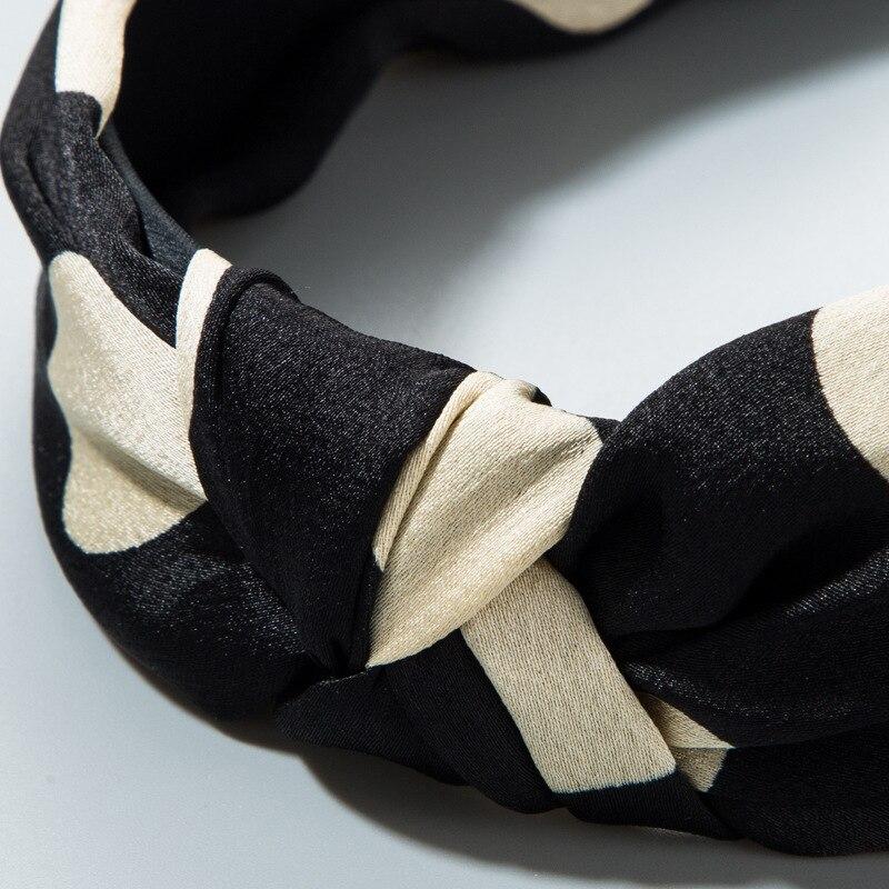 В богемном стиле Стиль и повязка на голову с бантом головной