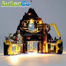 Susengo светодиодный светильник комплект для 70631 garmadon