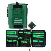 BearHoHo Handy First Aid Kit Bag  Lightweight Emergency Medical Rescue Outdoors Car Luggage School Hiking Survival Kits