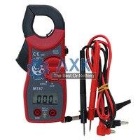 MT87 LCD Digital Amper Clamp Meter Multimeter Current Clamp Pincers Voltmeter Ammeter Current Voltage Tester AC/DC LT120 Multimeters     -