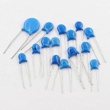 UNIDADES de Alta tensão Ceramic capacitor 3KV 20 2KV 1KV 5p 15 10P P P P 27 22 20P 30P 47P 1NF 102 2.2NF 56P 100P 220P 222 472 10nf 103