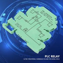 MRC-25A61Z230 230VAC/220VDC Electromagnetic Contact Interface Relay Module Input 1NO 1 NC Ultra-thin PLC relay