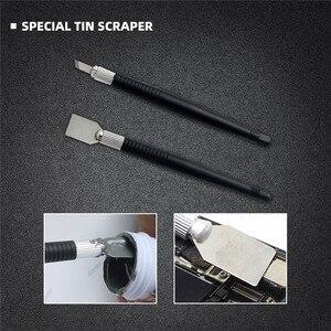 Image 4 - Kit de herramientas de reparación de destornilladores de apertura 18 en 1 para iPhone Xiaomi, Kit de herramientas de reparación de desmontaje de pantalla LCD para ordenador portátil DIY
