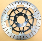 Front Disc Brake Rot...