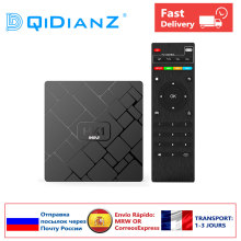 ANDROID 9.0 HK1mini smart tv box HK1 mini zestaw obsługa dekodera Youtube Rockchip RK3229 Quad-Core 2GB + 16GB odtwarzacz multimedialny(China)