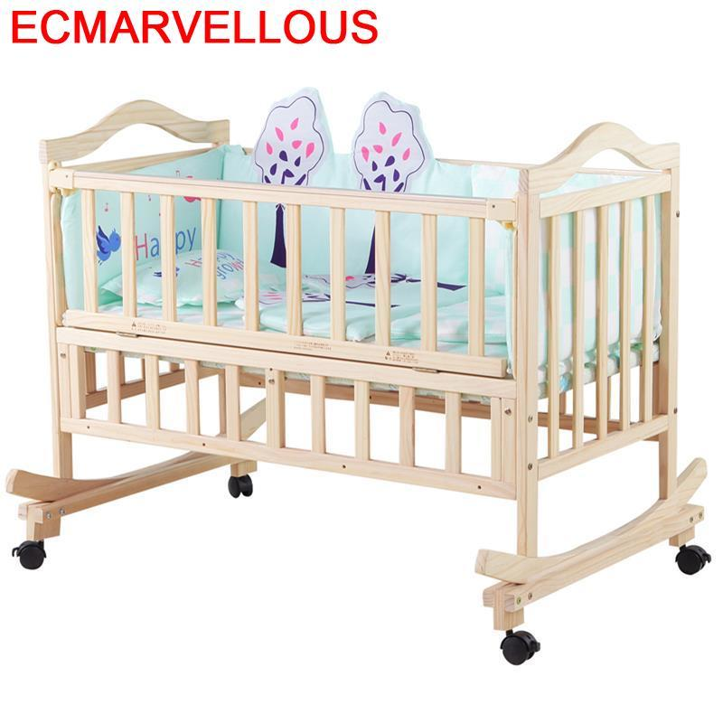 Children's Per Cameretta Girl Toddler Child Cama Infantil Letto Bambini Kinderbed Wooden Children Lit Chambre Enfant Kid Bed