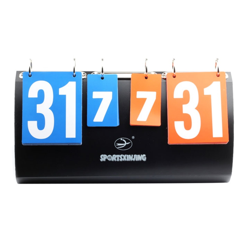Placar portátil da competição dos esportes de