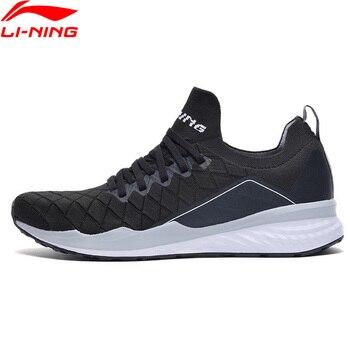 (Break Code)Li-Ning Men LN CLOUD Cushion Running Shoes Breathable Mono Yarn LiNing li ning PROBAR LOC Sport Sneakers ARHP055 1