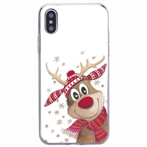 Image 2 - Vrolijk Kerstfeest Case Voor Xiaomi Redmi Note 9S 9 Pro Max 8 8A 9A 6A Silicone Cover Soft Voor iphone 11 Pro Max 6 7 8 Se 2020 Capa