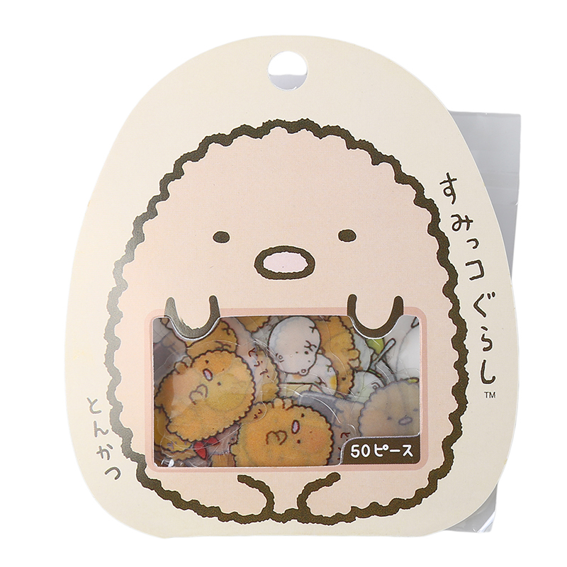 Запечатывание мультфильм наклейки дневник этикетка Милые Животные Печатные наклейки декоративные Скрапбукинг DIY ремесло украшения