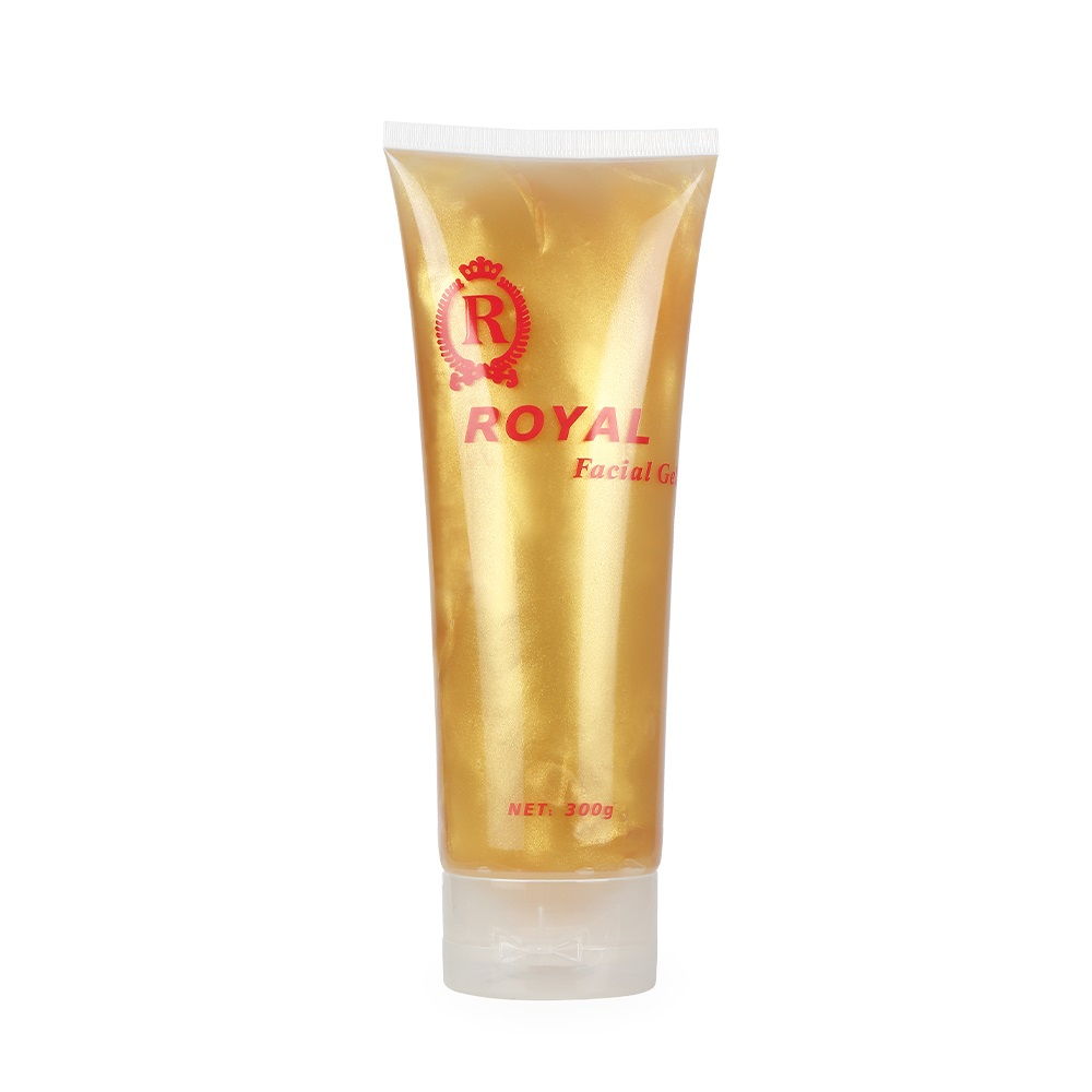24K Gold Ageless Ultrasonic Injection Gel Anti Wrinkles Inject Firming Lifting Tighten Anti Aging Facial Dedicated Gel  300 Ml