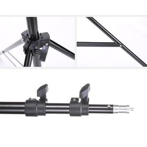 Image 5 - 45cm 75cm 110cm 170cm 190cm 200cm Light Stand for photo Studio Flashing softbox ring light Godox lighting Metal Tripod