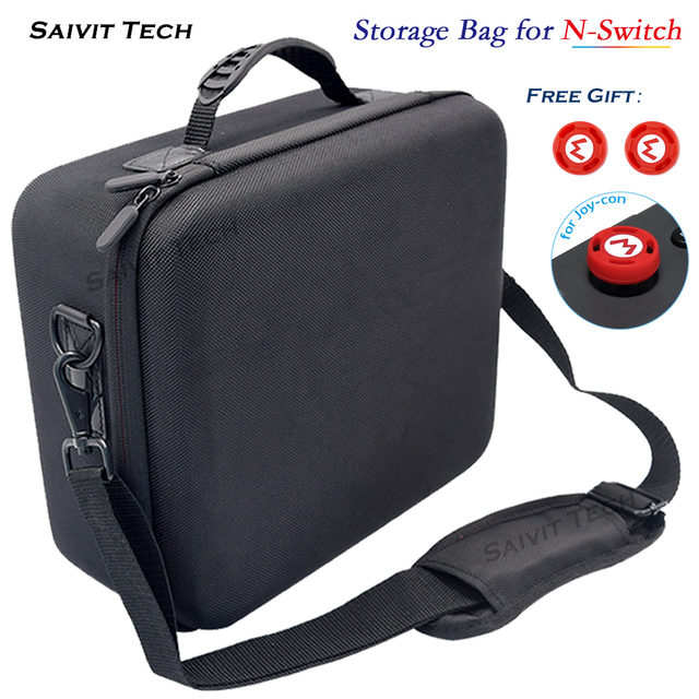 Grand sac de transport Nintendoswitch accessoires de protection EVA coque rigide housse de voyage pour Console Nintendo Switch