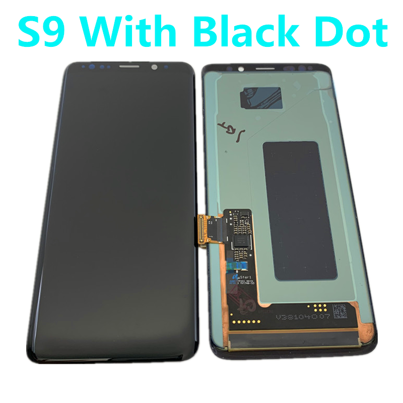 Original AMOLED Display For SAMSUNG Galaxy S9 LCD G960 G960F Display Touch Screen Replacement Parts
