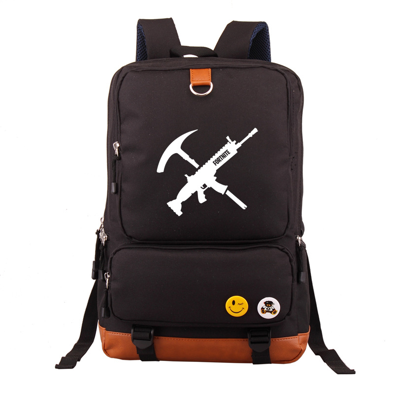 Steam Game Related Products Backpack fortnite Fortnite Schoolbag Computer Bag Travel Bag