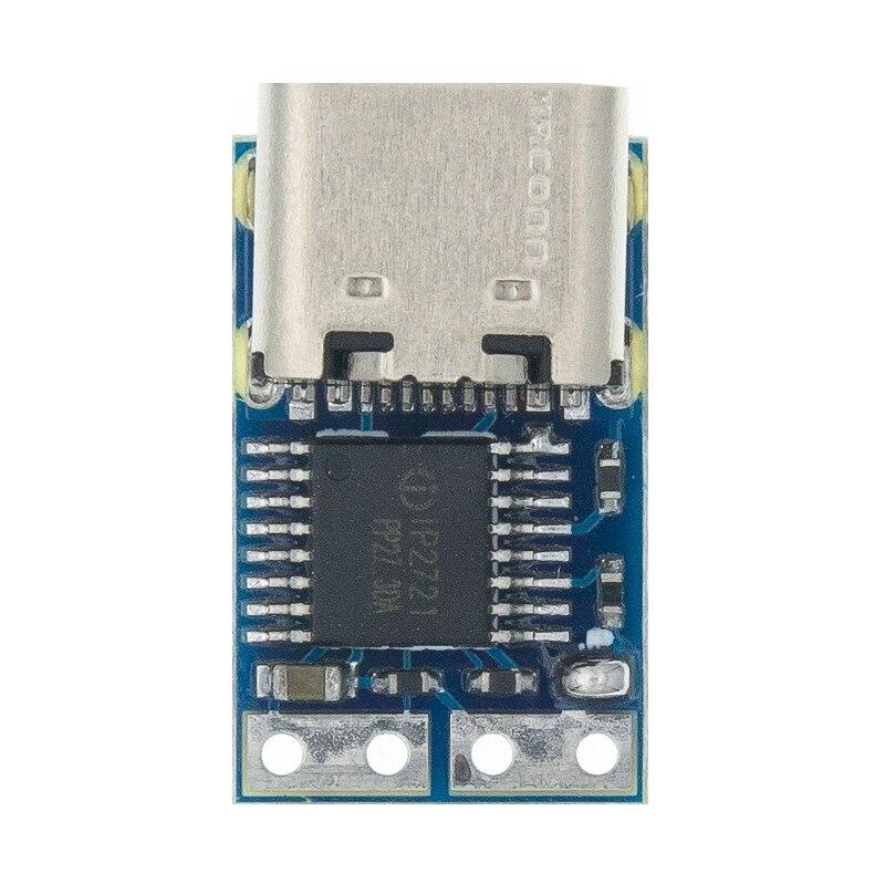 5 шт. Тип-C PD манок модуль PD23.0 к DC триггер кабель-удлинитель для QC4 зарядное устройство 9 В/12 В/15V/20V PDC004-PD