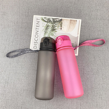 Get more info on the Kettle 600ML plastic water dispenser travel student outdoor sports fitness school portable leak-proof cup drinking water bottle