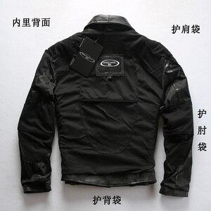 Image 5 - 98010 לקרוא תיאור! אסיה גודל אמיתי פרה עור עור מעיל mens עור פרה מזדמן בציר biker עור מעיל