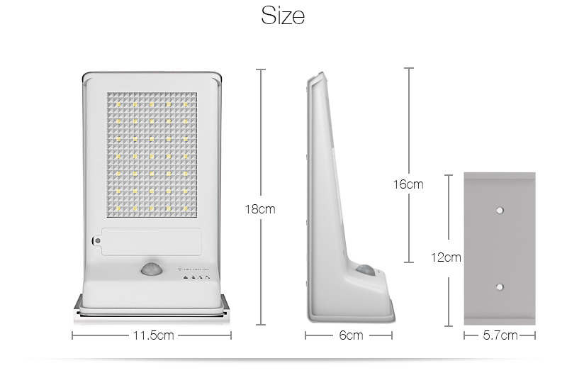 35L SOCO White Solar Wall Lamp (5)