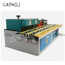 цены New Sealing and finishing Machine Desktop Woodworking Machinery Panel Furniture Manual Woodworking Edge Banding Machine
