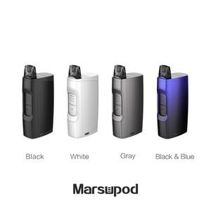 Image 5 - UWELL MarsuPod PCC Kit 150 mAh Battery 11 W 1.3ml Capacity with 1000 mAh Charging Case Vape Pod System Kit E cigarette Vaporizer