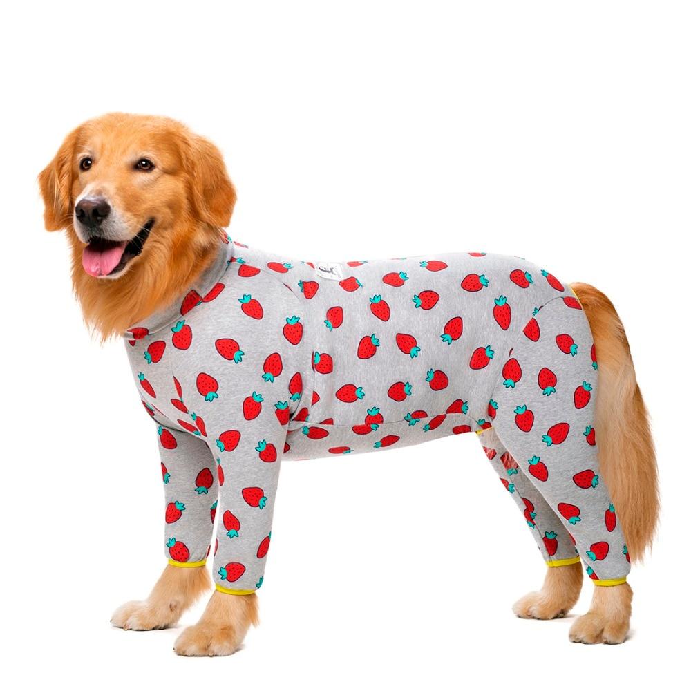 Large Dog Pajamas Cotton (8)