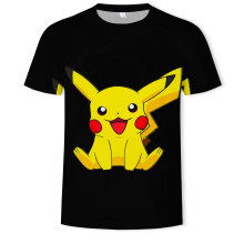 Neue Mode Hip Hop Streetwear Harajuku Pokemon 3d digitaldruck animation Grafik unisex t-shirt Tops Casual gym Tee Shirt(China)