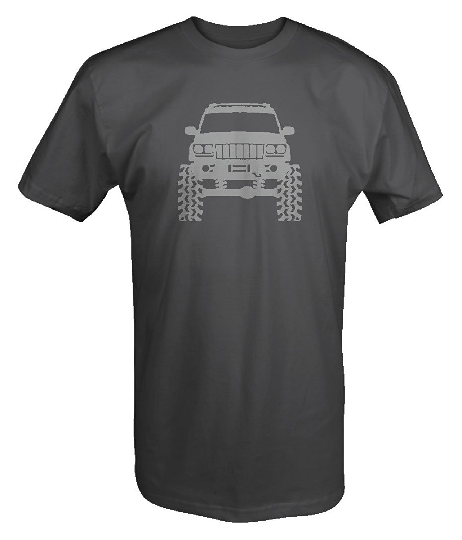 Newest 2019 Men T-Shirt Fashion Jeep Grand Cherokee WJ Lifted Offroad 4x4 T Shirt O Neck Tee Shirt Short Sleeve