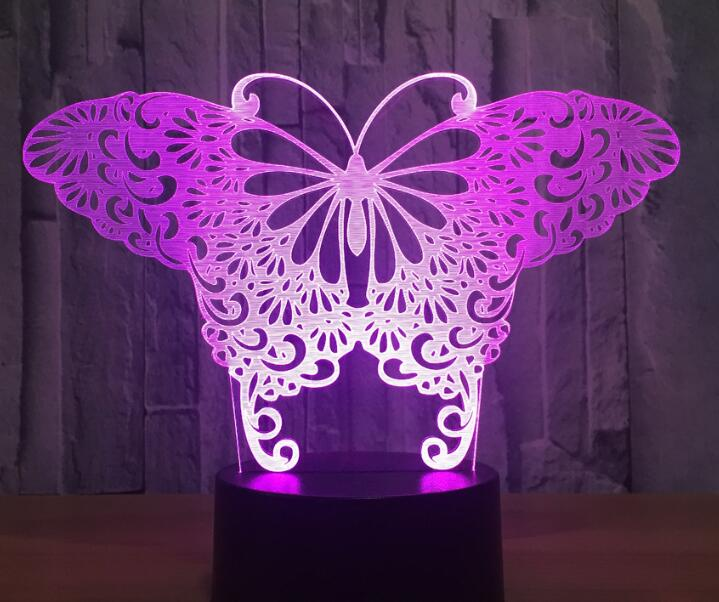 Special Link 2 of 3D LED Lamp For  UK Friend