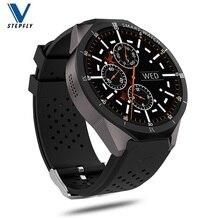Hotsales KW88 Pro Android 7.0 สมาร์ทนาฬิกา 1GB + 16GB Bluetooth 4.0 WIFI 3G SmartwatchสนับสนุนGoogle storeสภาพอากาศVoice GPSถนน