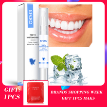 Dental Teeth Whitening Pen Tooth Cleaning Bleaching Remove Stains Toothpaste Dazzling White Oral Hygiene
