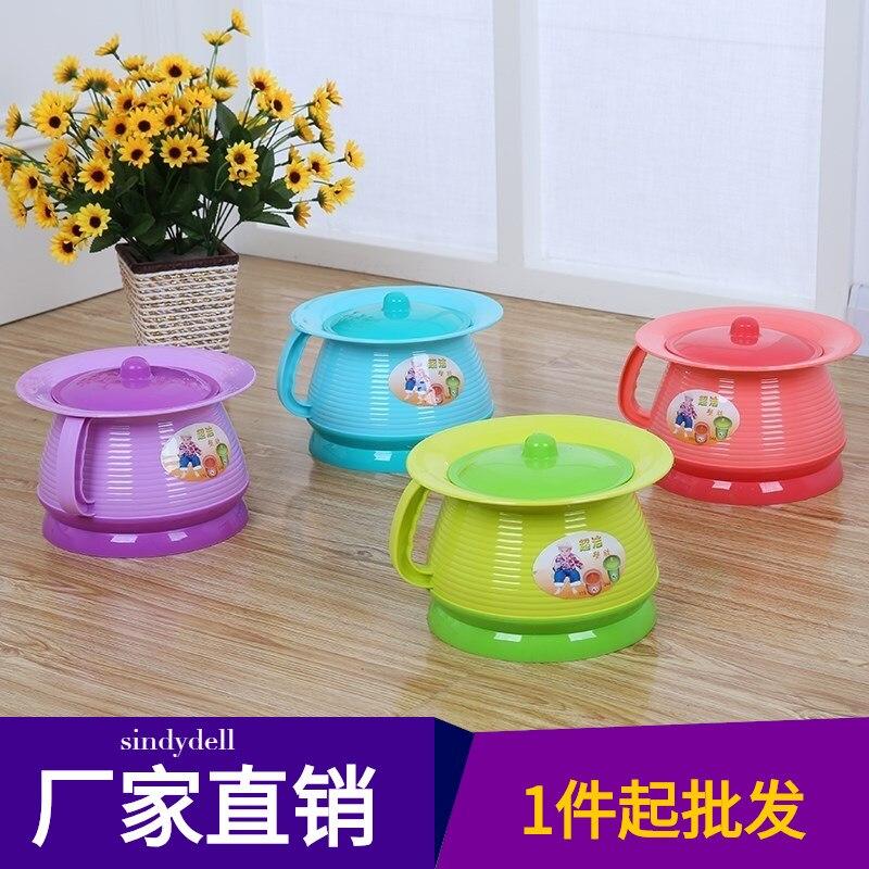 Chamber Pot Children Urinal Urinal Urinal Bedpan Boy Baby Girls Newborns Pedestal Pan Infant GIRL'S NIGHT
