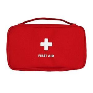 Travel Portable Medicine Bag First Aid Kit Camping Sorting Debris Classification Storage Bag