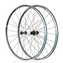 Zestaw kół rowerowych KOOZER RS1400 700C przód 2 tył 4 łożysko 4 pazury 48T 21MM obręcz płaskie koła szprychowe Ultra lekkie koło rowerowe