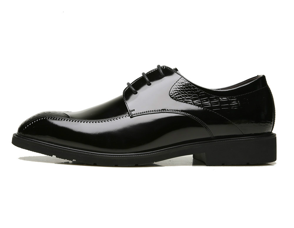 Ecco Men Leather Shoes 623588 High end