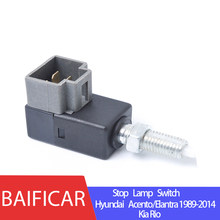 Marca New Genuine 4 Baificar Pin Interruptor De Parada Da Lâmpada Acento 938103K000 Para 1989-2014 Hyundai/Elantra Kia Rio 938103K000/93810-3K000