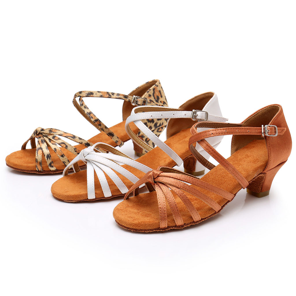 New 2020 Toddler Baby Kids Girls Princess Dancing Ballroom Tango Latin Shoes Sandals Casual Baby Shoes Zapatos детская обувь