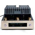 M12 hi-fi 4.0 bluetooth tubo de vácuo amplificador suporta usb sd amplificador de potência