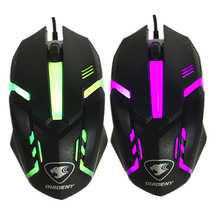 Band New USB Wired Mouse Computer Mouse Ergonomic Optical Mouse Office Computer Mouse Gaming Mouse for Laptop Pc cheap NoEnName_Null CN(Origin) 120g 1200 Opto-electronic Rechargeable Right Cable Four-Wheel General Rat (100 -120mm) Not Support